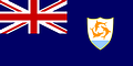 Nationalflagge Anguilla