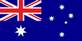 Nationalflagge Australien