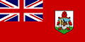 Nationalflagge Bermuda