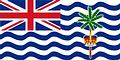 NationalflaggeBritisches Territorium im Indischen Ozean