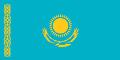 NationalflaggeKasachstan