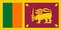 NationalflaggeSri Lanka