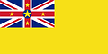 Nationalflagge Niue