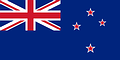Nationalflagge Neuseeland
