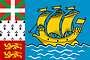 Nationalflagge Saint-Pierre und Miquelon