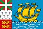 NationalflaggeSaint-Pierre und Miquelon