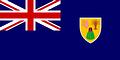 NationalflaggeTurks- und Caicosinseln