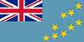 Nationalflagge Tuvalu