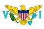 NationalflaggeJungferninseln (Amerikanische)