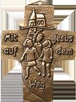 Weg Kommunionkreuz