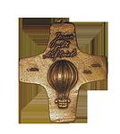 Auftrieb Kommunionkreuz