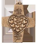 Herz Jesu Kommunionkreuz