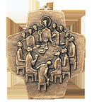 Abendmahl Kommunionkreuz