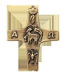 Ostern Kommunionkreuz
